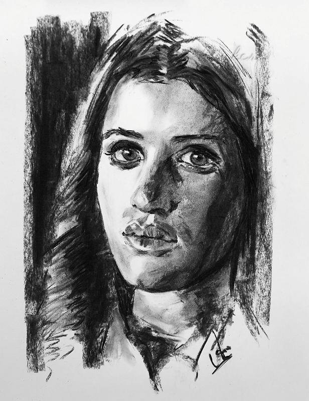 Anya Chalotra por Ans66